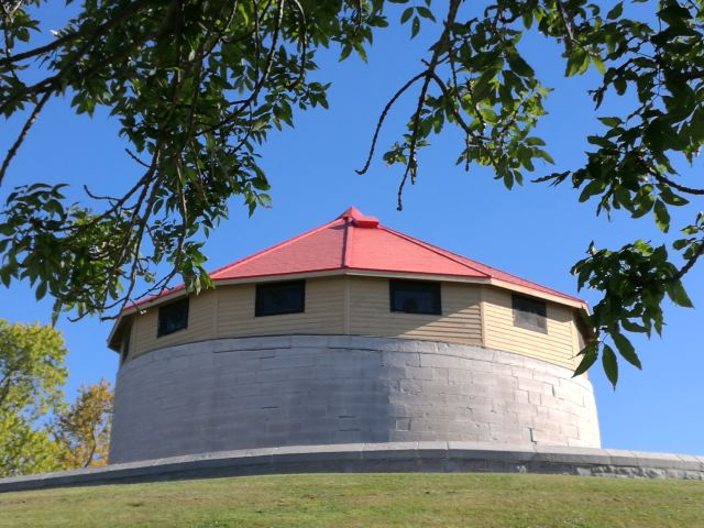 Murney Tower National Historic Site