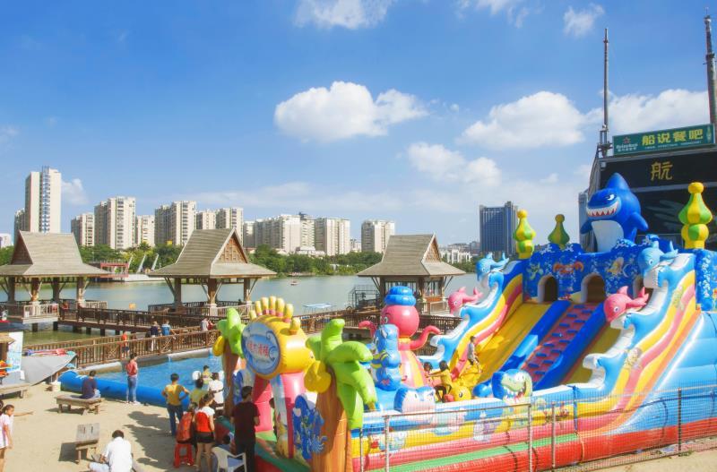 Jinyanghu Shatan Amusement Park
