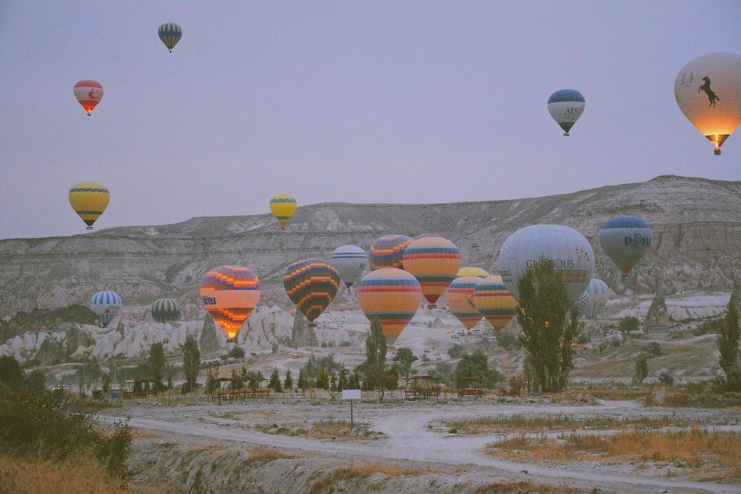 Kapadokya Kaya Balloons