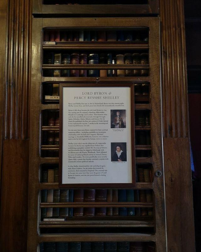 The Keats - Shelley House