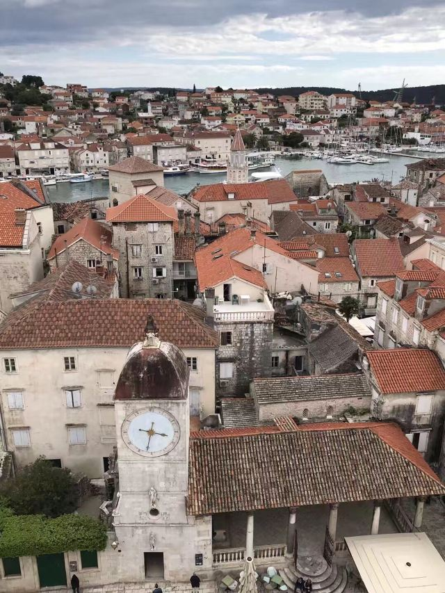 Trogir Historic Site