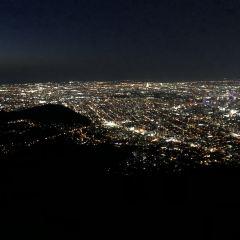 藻岩山觀夜景用戶圖片