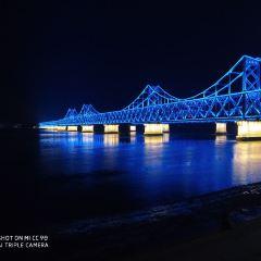압록강 단교 여행 사진