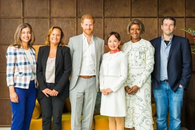 Ctrip Group to Work with Prince Harry on Sustainable Travel Initiative