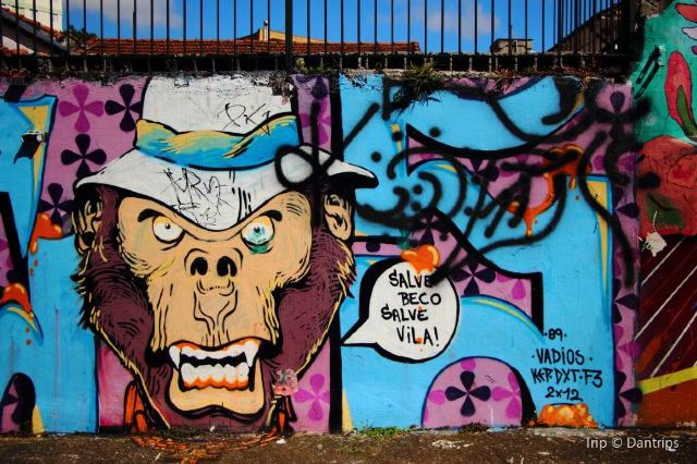 Top 10  Cities for Street Art In The World