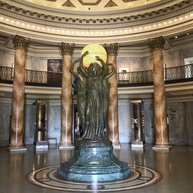 洛杉磯縣自然歷史博物館