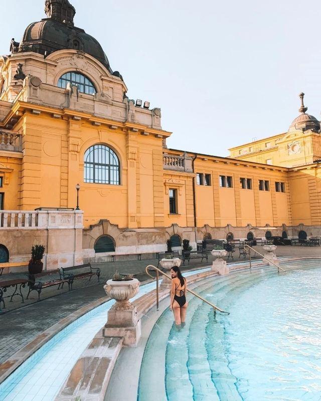 Szechenyi Thermal Bath
