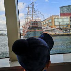 캡틴 라인 여행 사진