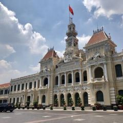 Ho Chi Minh City Hall User Photo