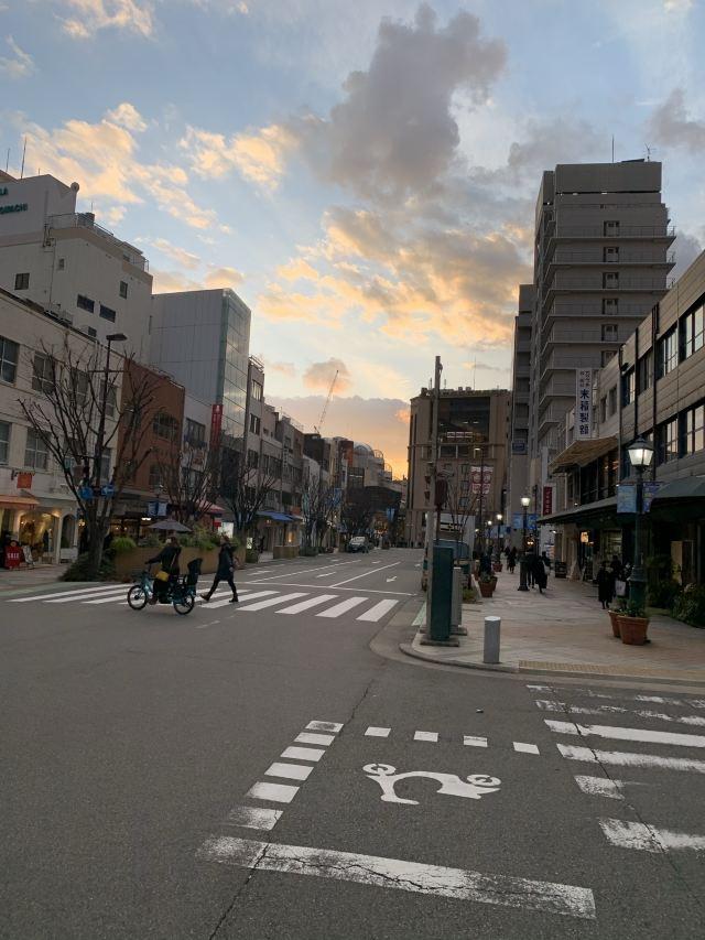 三宮中心街