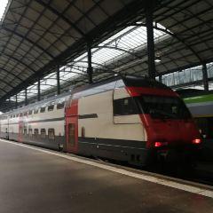 Lucerne Station User Photo