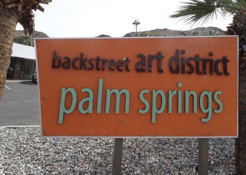 Backstreet Art District
