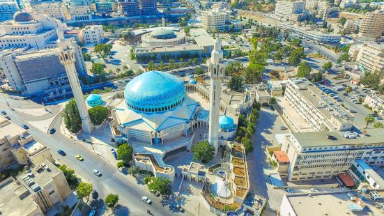 阿蔔杜拉國王清真寺