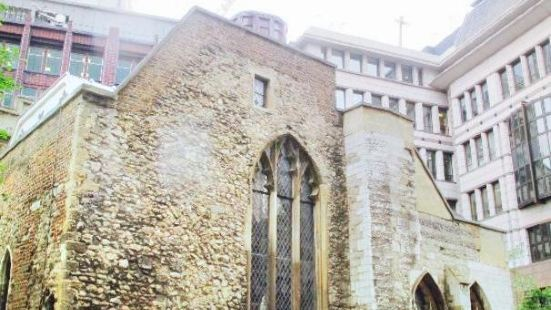 St Helen's Bishopsgate Church