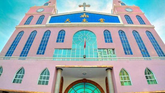 蘭州天主教堂