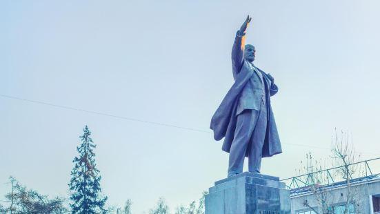 列寧紀念碑