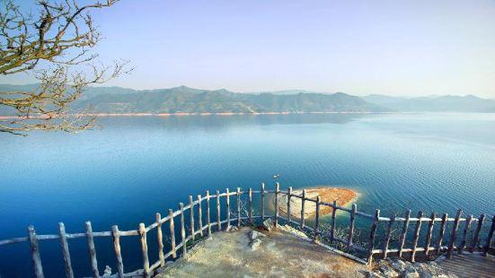 東江湖鳳凰島景區