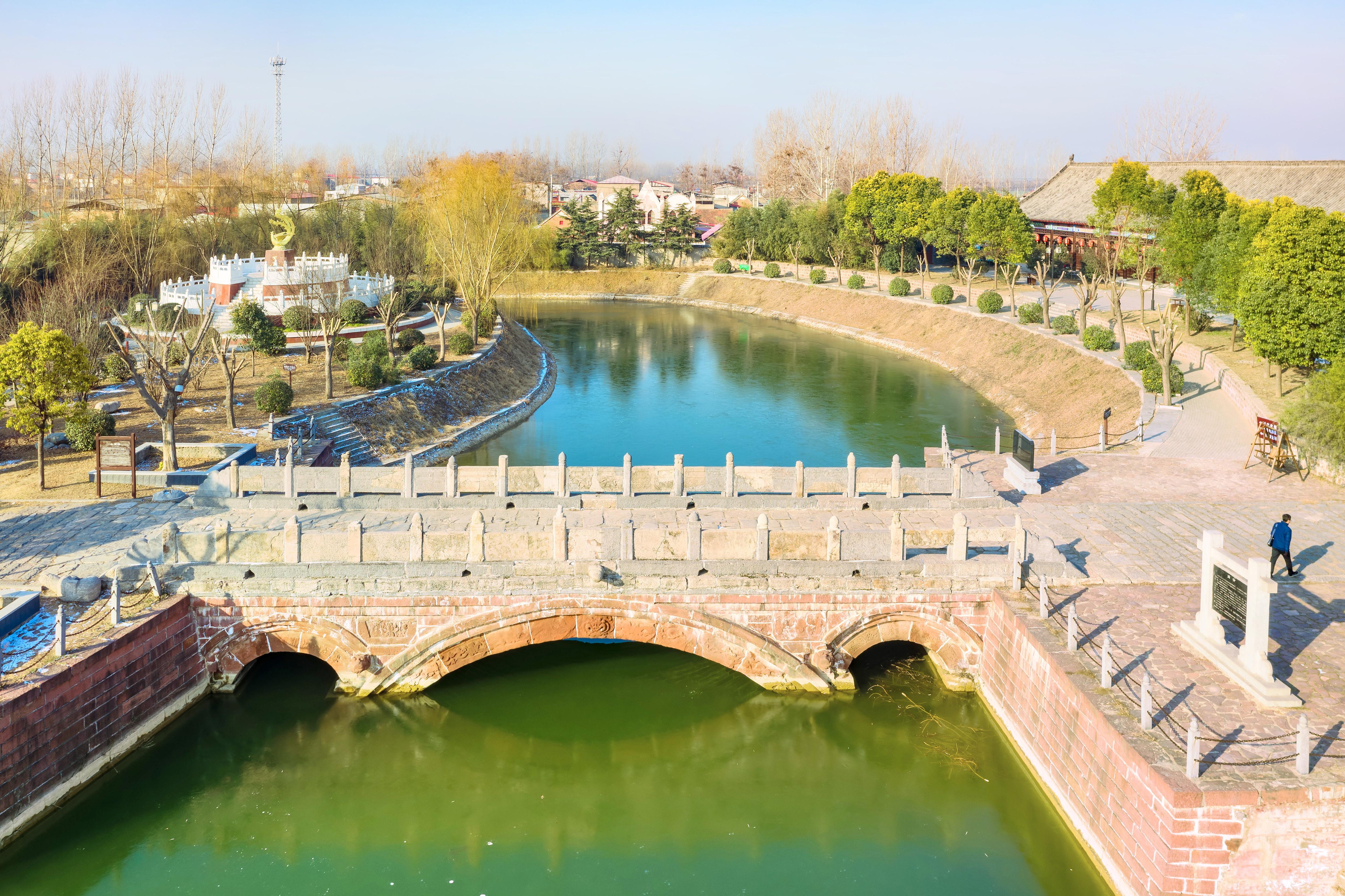 The Little Shang Bridge