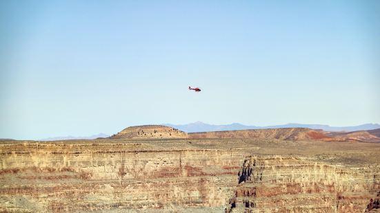 拉斯維加斯Maverick航空直升機之旅