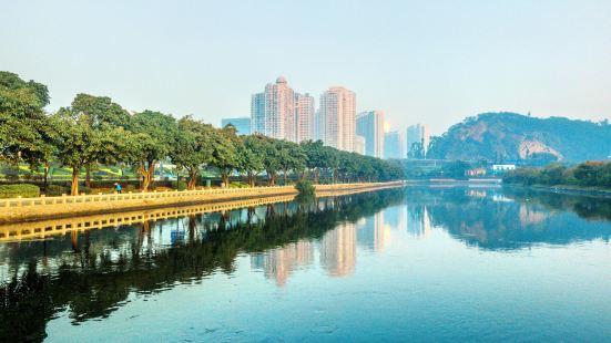 Yundang Inner Lake