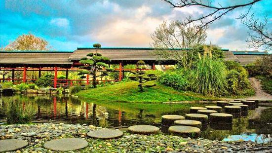 凡爾賽島日本庭園