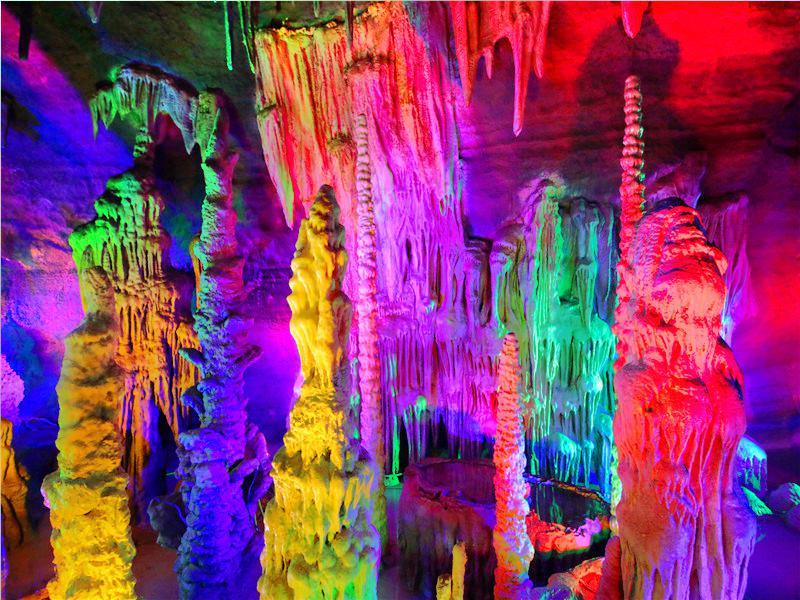 地下大峽谷