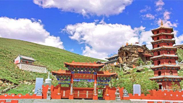 紅石崖寺旅遊區