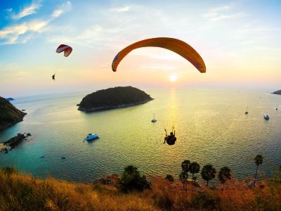 Thai Sky Adventures高空跳傘