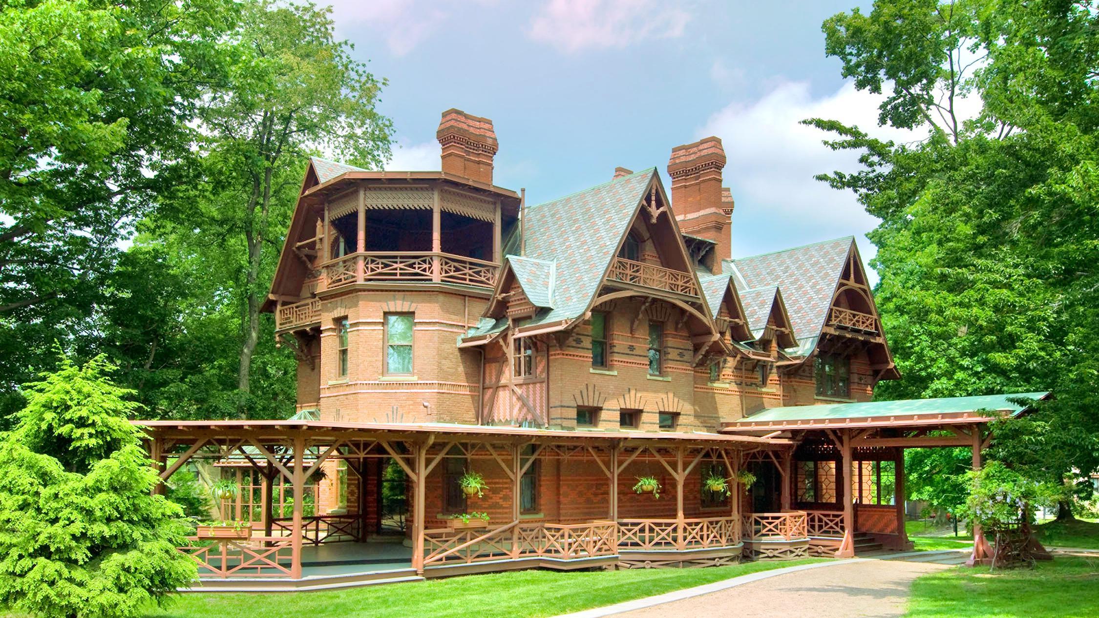 馬克吐溫之家&博物館