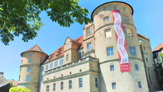 Old Palace & Wurttemberg State Museum