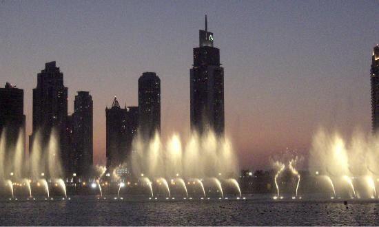두바이분수