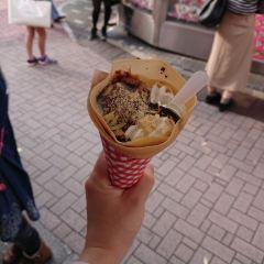 하라주쿠 여행 사진