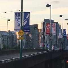 Cambie Street Bridge User Photo