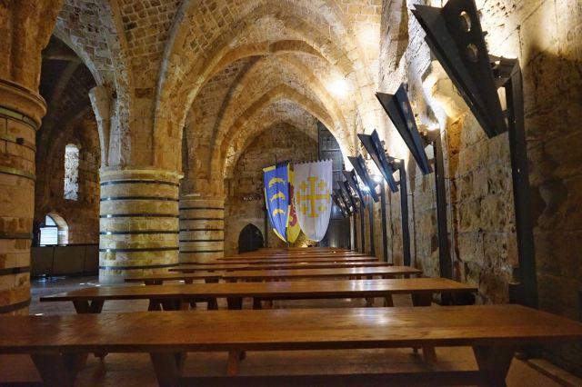 Hall of the Crusader Knights