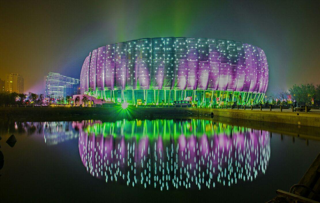 Dezhou Grand Theatre