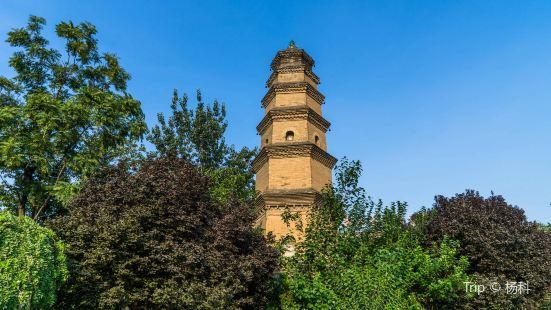 Hua Pagoda of Baoqing Temple