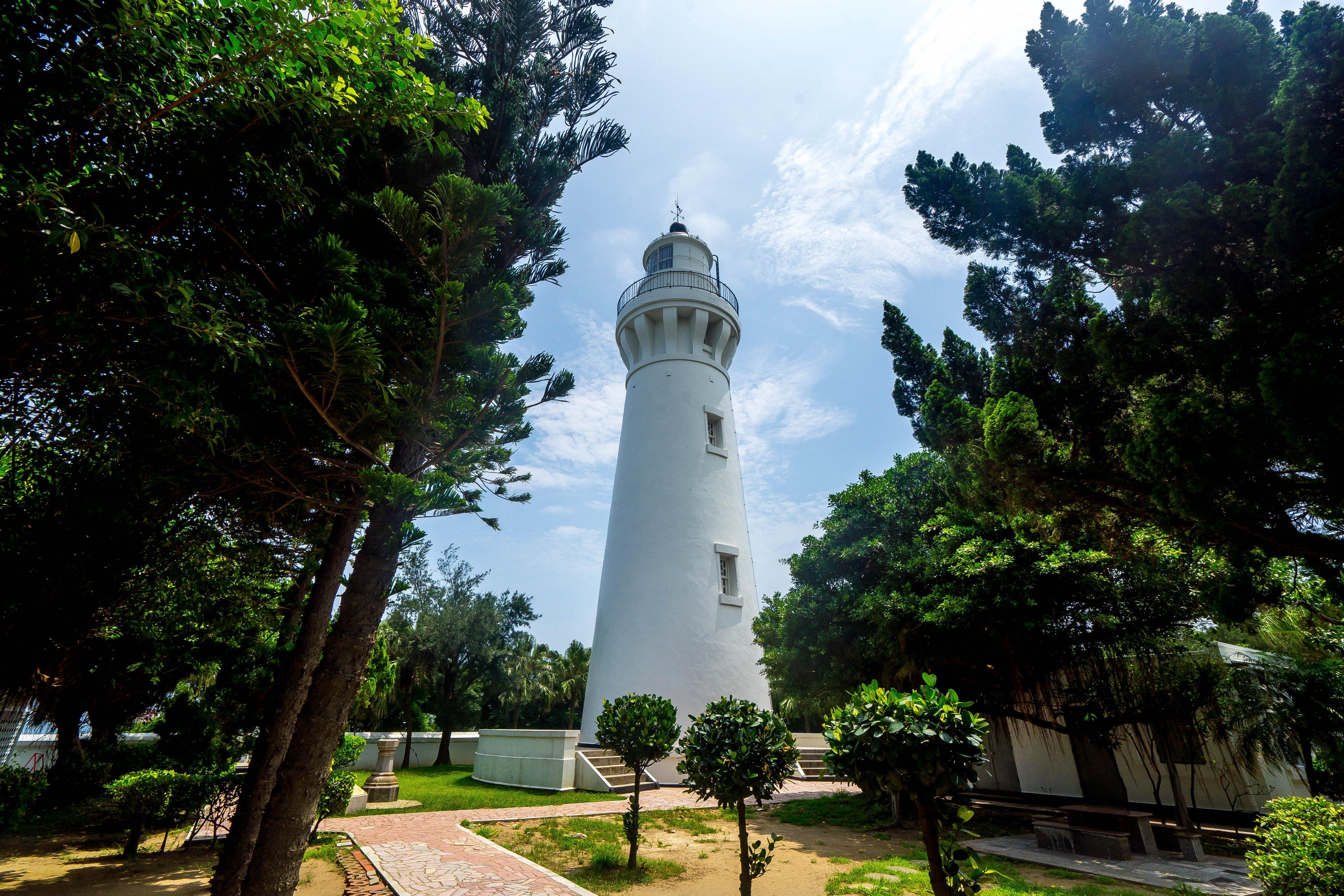 Baishajia Lighthouse