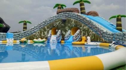 Hutuohe Donghai Dongman Water Amusement Park
