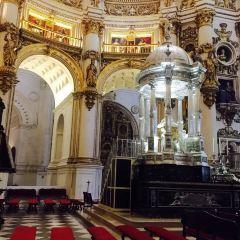 그라나다 왕실예배당 여행 사진