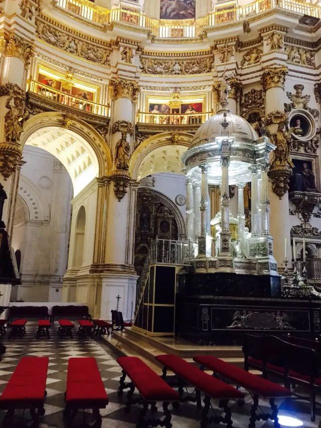 그라나다 왕실예배당
