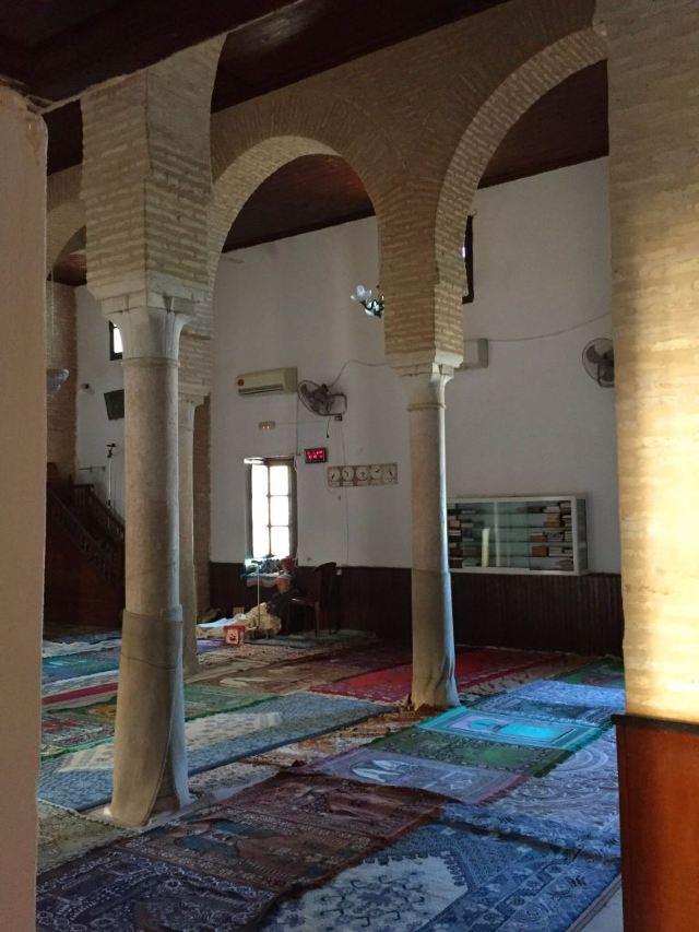 Mosque Sidi Sahbi (Mosque of the Barber)