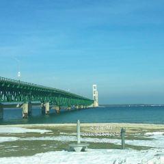 麥基諾大橋用戶圖片