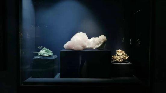 礦物標本博物館