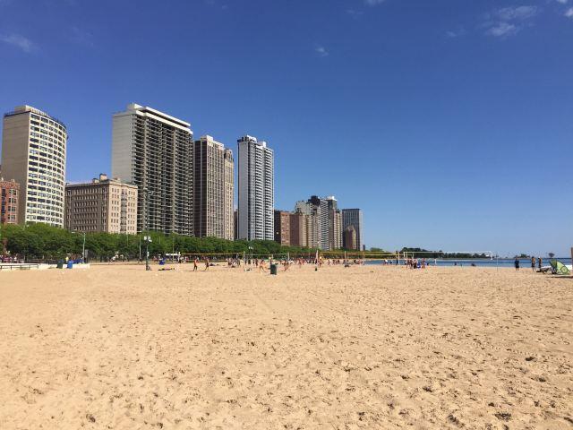 Oak Street Beach