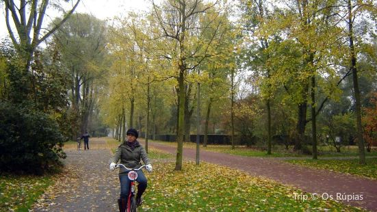 Beatrixpark公園
