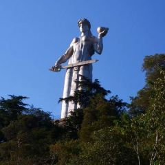 格魯吉亞之母雕像用戶圖片