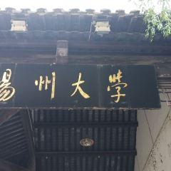 양저우대학 여행 사진