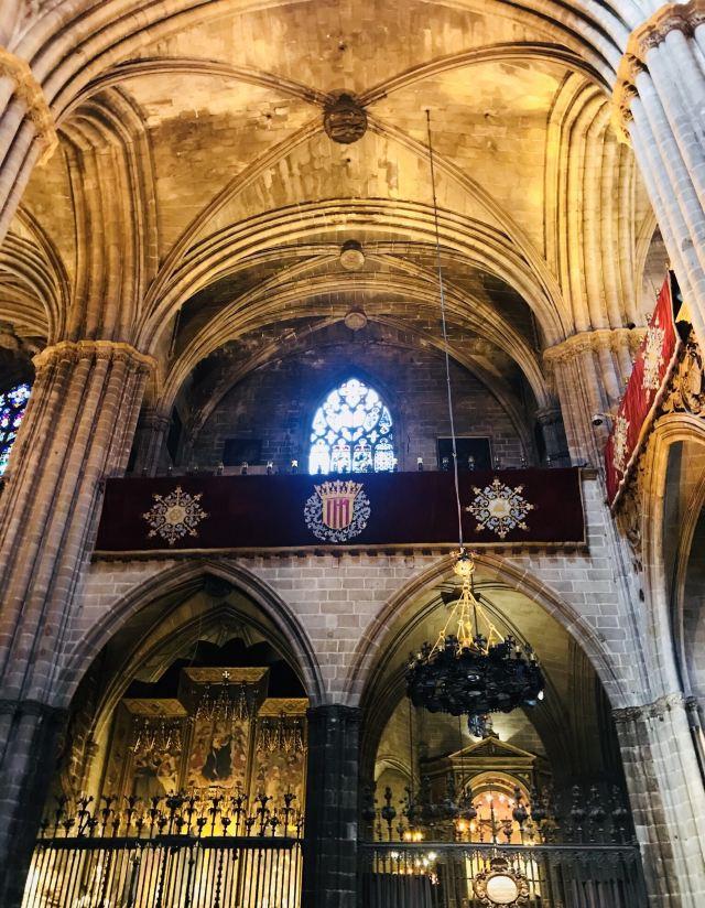 巴塞羅那大教堂