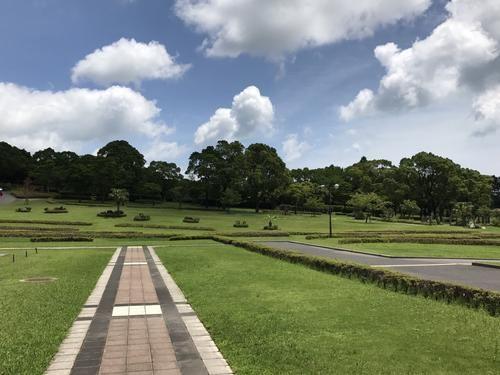 鹿兒島縣立吉野公園