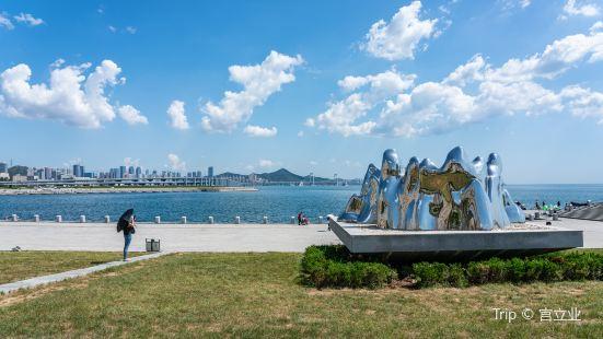 淩水灣雕塑公園